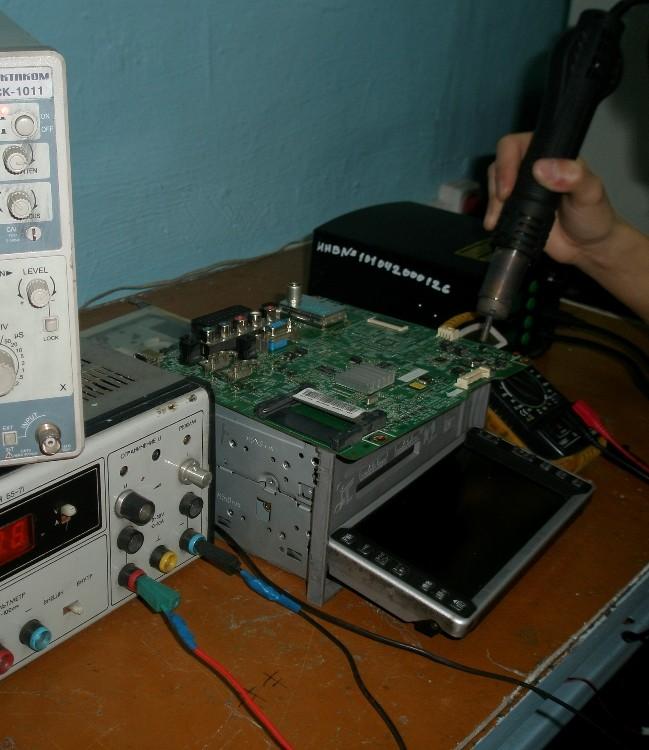 Радиомеханик по обслуживанию и ремонту радиотелевизионной аппаратуры