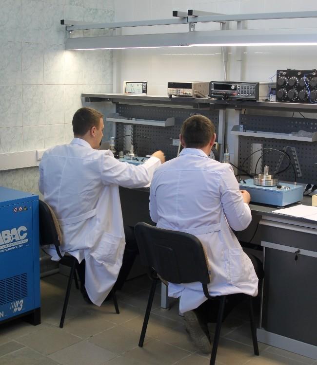 Лаборант электромеханических испытаний и измерений