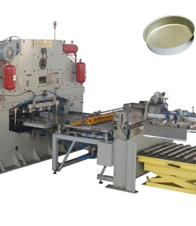Наладчик оборудования тубного производства
