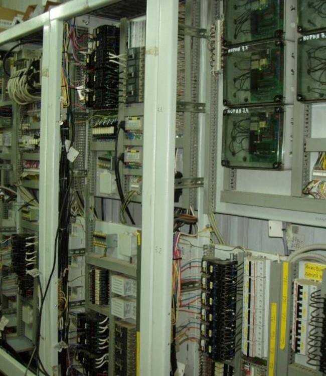 Оператор пульта управления на элеваторе элеватор для производство муки