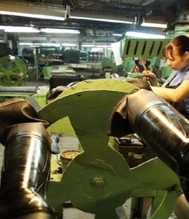 Штамповщик резиновой обуви