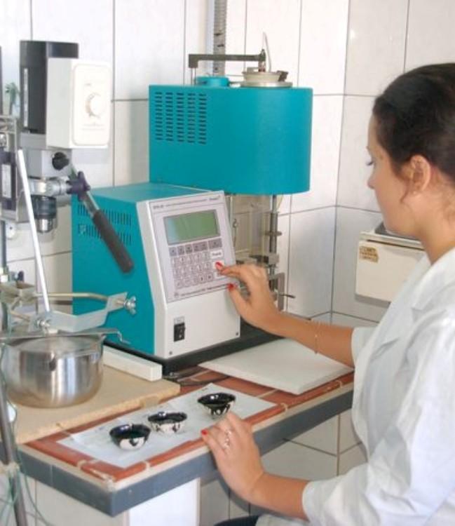 Лаборант по анализу формовочных и шихтовых смесей