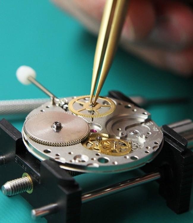 Лакировщик деталей часов