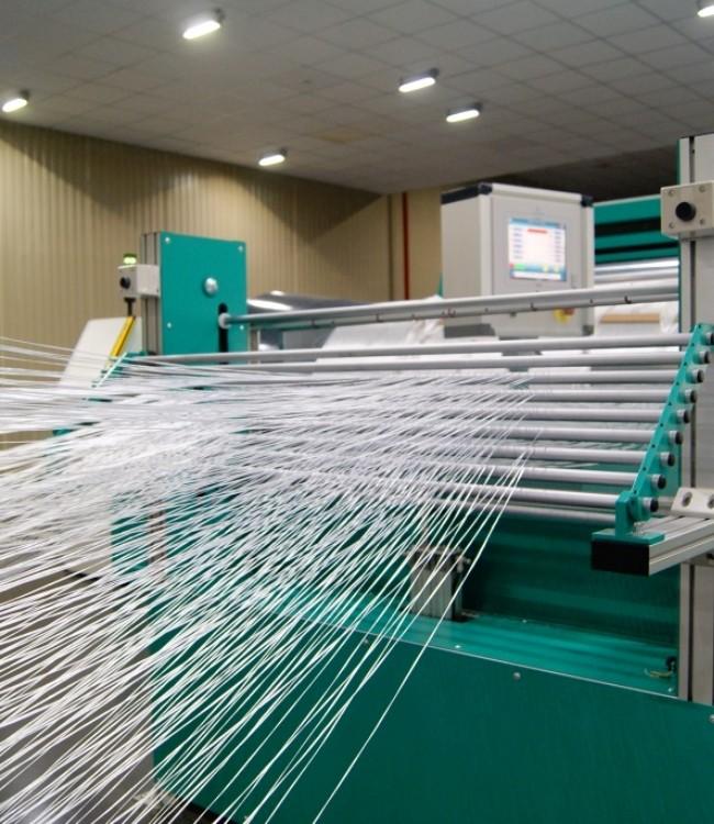 Дозировщик волокна и пленки