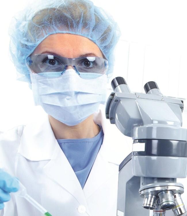 Лаборант-микробиолог