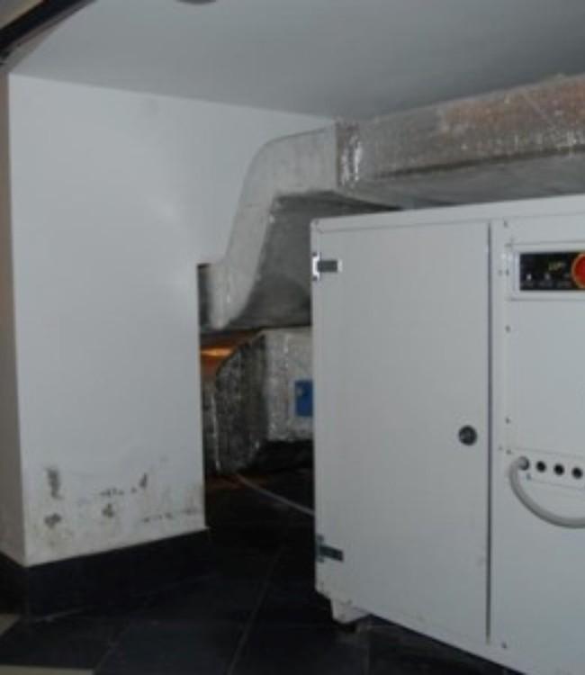 Отжимщик воздуха и влаги из камер