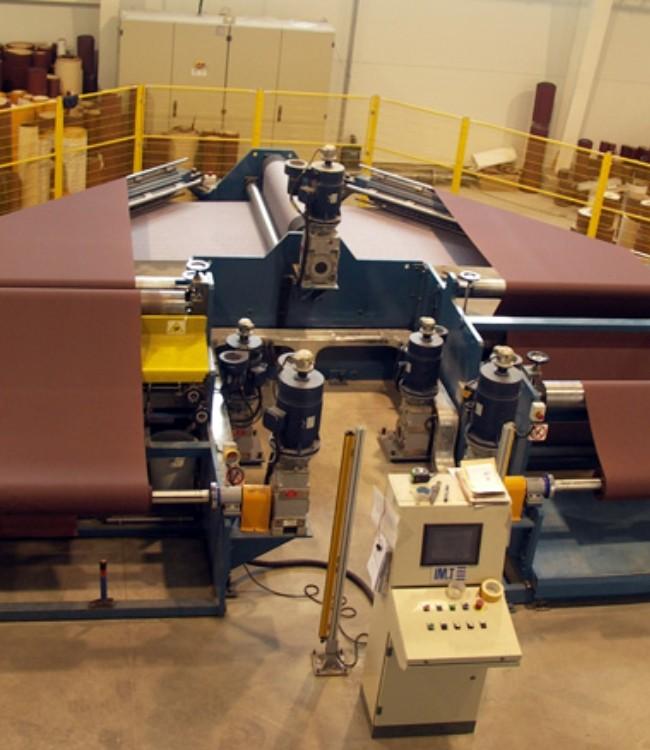 Аппаратчик по изготовлению шлифовальной шкурки