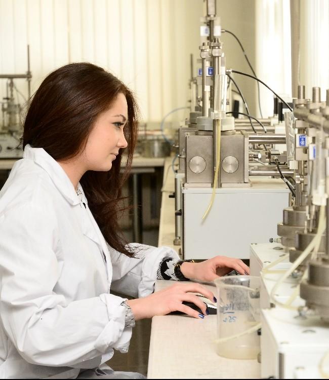 Лаборант минералогического анализа