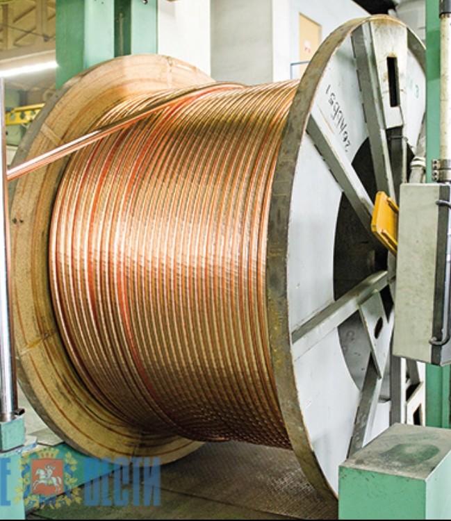 Скрутчик изделий кабельного производства