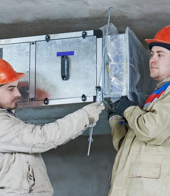 Машинист вентиляционной и аспирационной установок