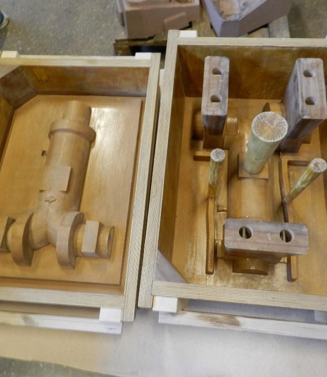 работа для модельщиков по деревянным моделям