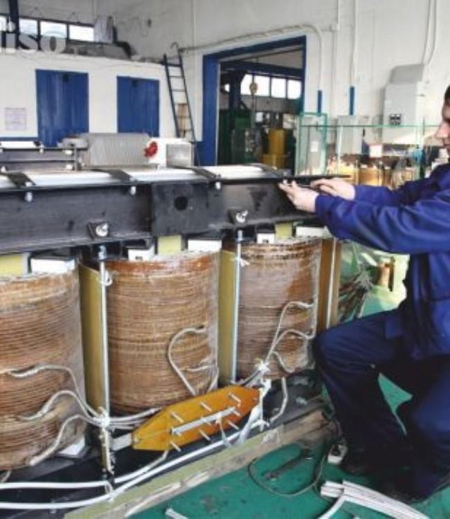 Сборщик обмоток трансформаторов