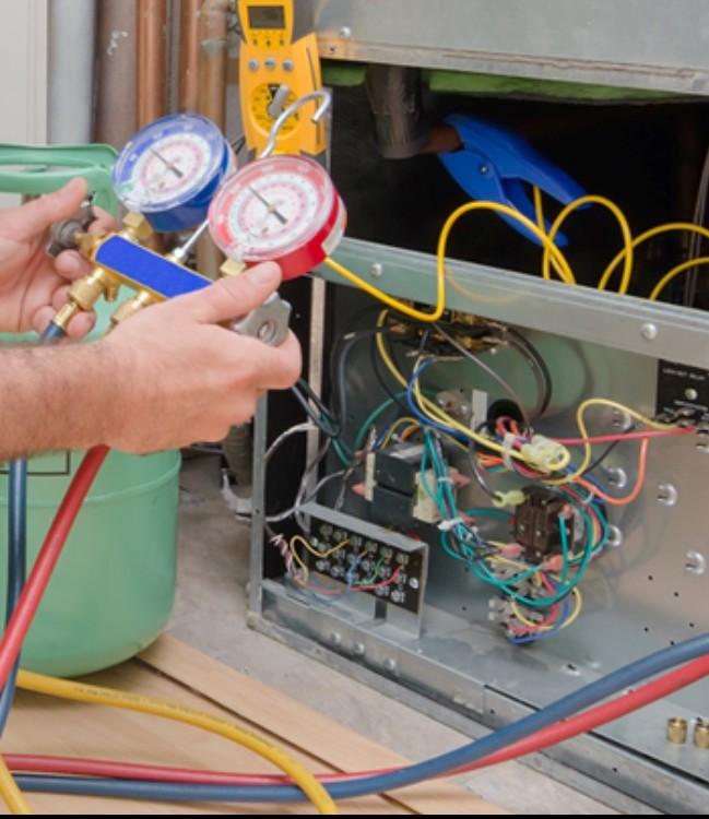 Зарядчик холодильных аппаратов