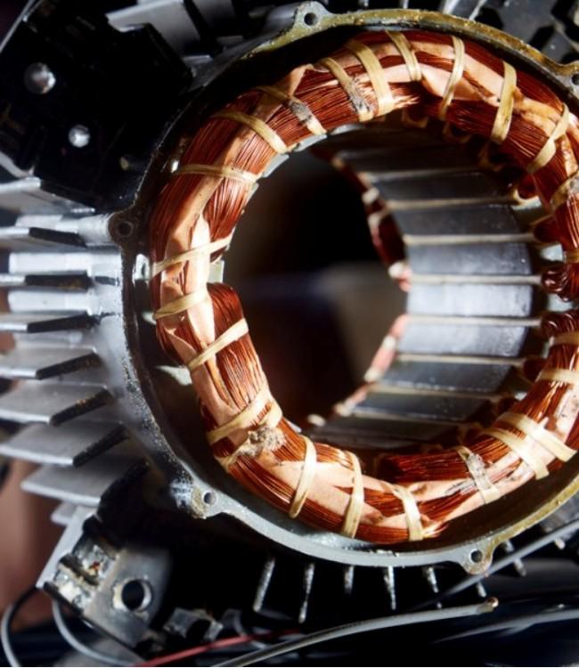 Моторист электродвигателей