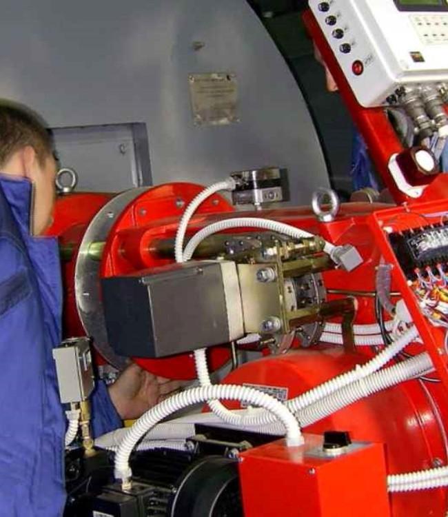 Оператор подачи технического углерода